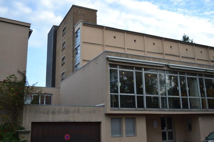 Journées du patrimoine 2018 - Visite guidée du bâtiment des Archives