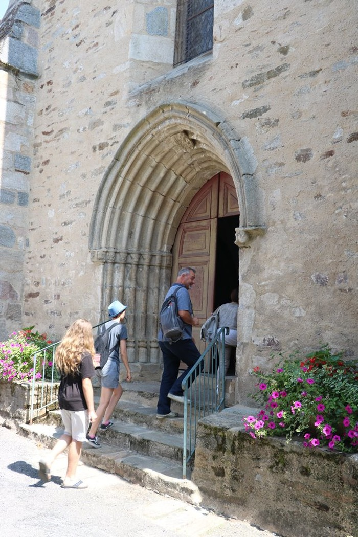 Journées du patrimoine 2018 - Visite guidée du bourg de Coussac-Bonneval