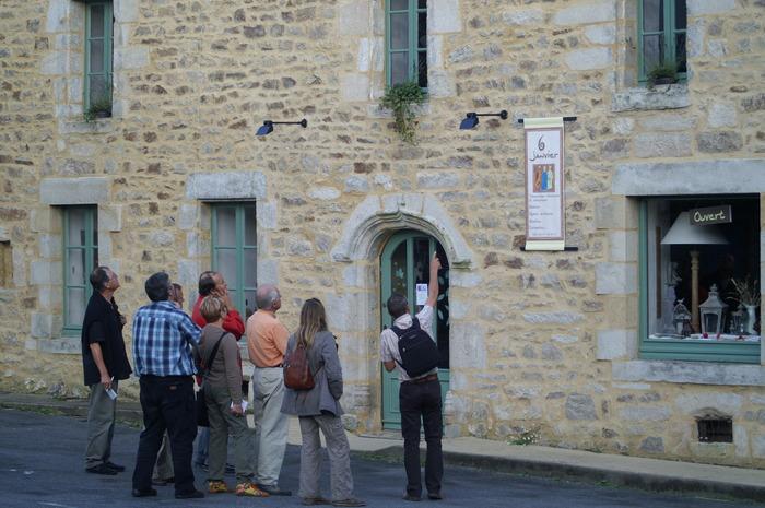 Journées du patrimoine 2018 - Visite guidée du bourg et de l'église - Noyal Muzillac
