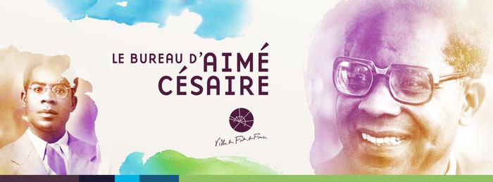 Journées du patrimoine 2018 - Visite guidée du Bureau d'Aimé Césaire