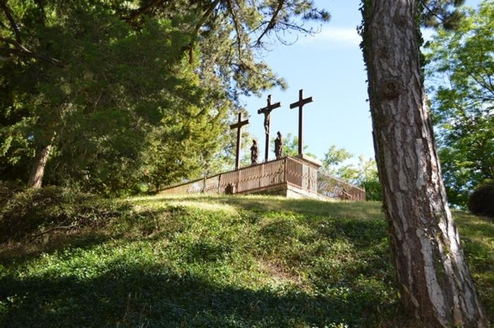 Journées du patrimoine 2018 - Visite guidée du calvaire et de la chapelle Notre Dame de Bonne Conduite.