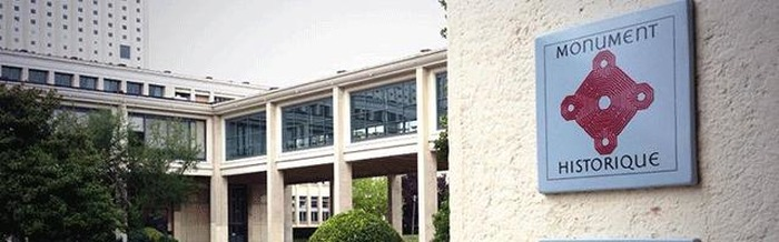 Journées du patrimoine 2018 - Visite guidée du campus historique de l'université de Caen