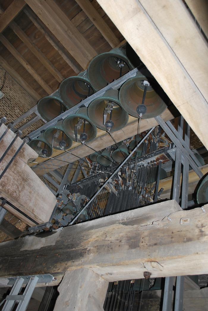 Journées du patrimoine 2018 - Visite guidée du Carillon
