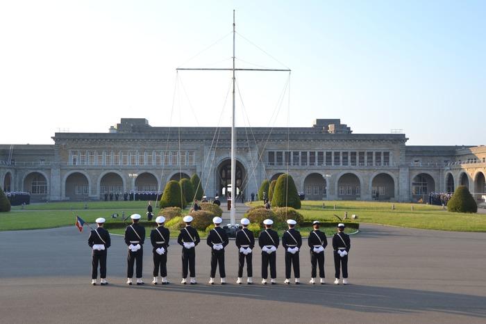 Journées du patrimoine 2018 - Visite guidée du centre d'instruction naval de Brest