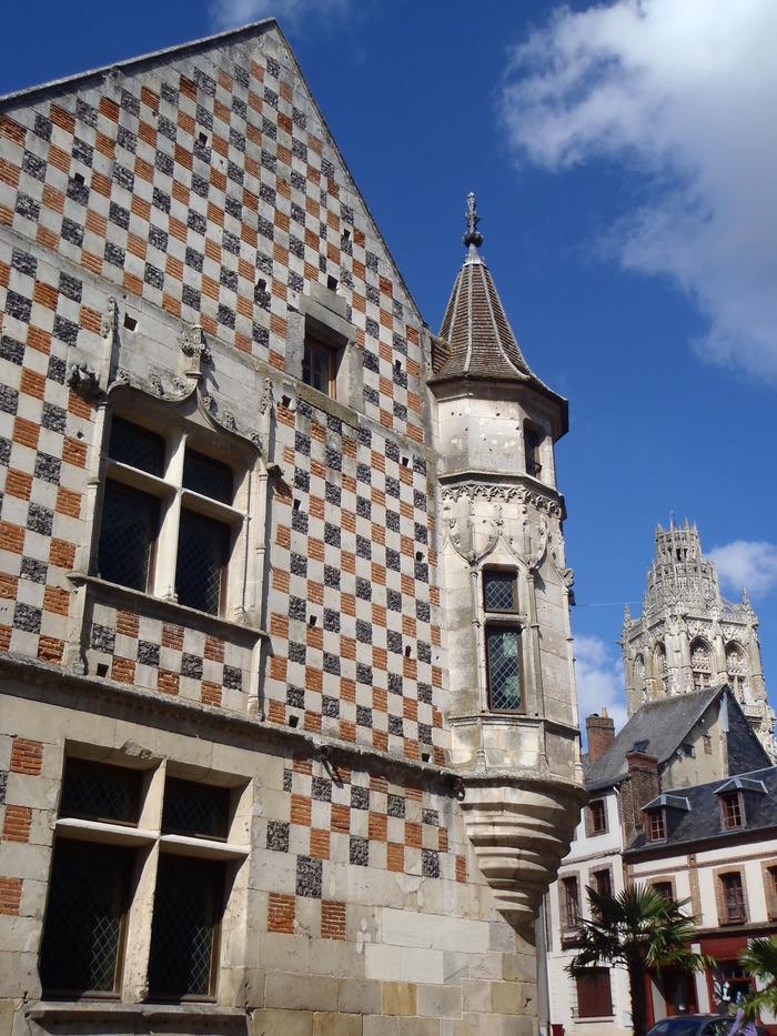 Crédits image : office de tourisme Normandie Sud Eure