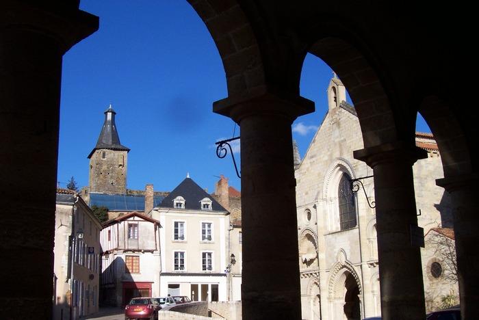 Journées du patrimoine 2018 - Visite guidée du centre médiéval