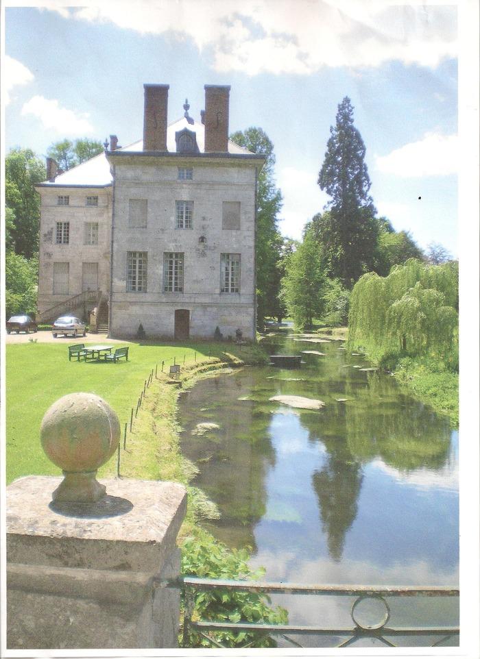 Journées du patrimoine 2018 - Visite guidée du château d'Amfreville
