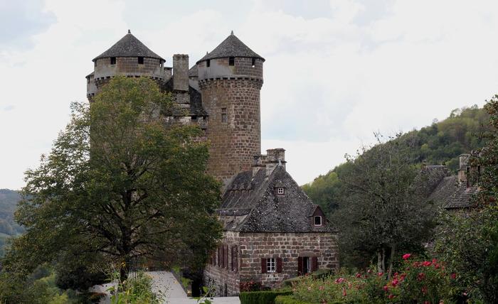 Journées du patrimoine 2018 - Visite commentée du Château d'Anjony.