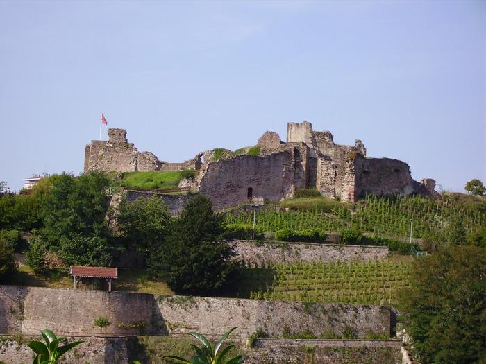 Journées du patrimoine 2018 - Visite guidée du château d'Epinal