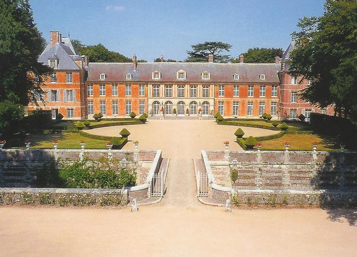 Journées du patrimoine 2018 - Visite guidée du château d'Heudicourt
