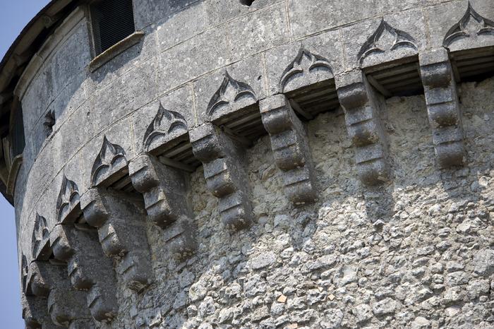 Journées du patrimoine 2018 - Visite guidée du château de Barbezieux