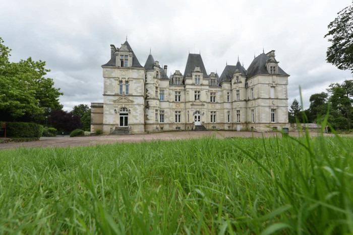 Journées du patrimoine 2018 - Visite guidée du château de Boivre - CREPS