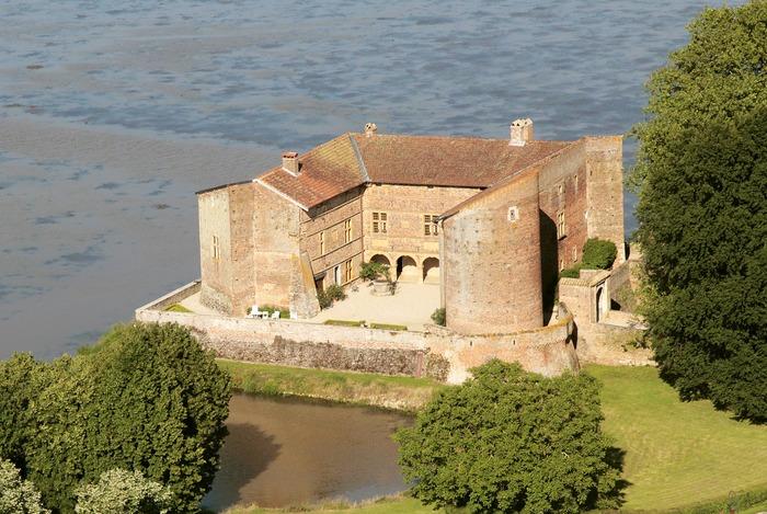 Journées du patrimoine 2018 - Visite commentée du château de Bouligneux.