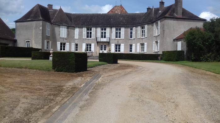 Journées du patrimoine 2018 - Visite guidée des extérieurs du château de Briaucourt
