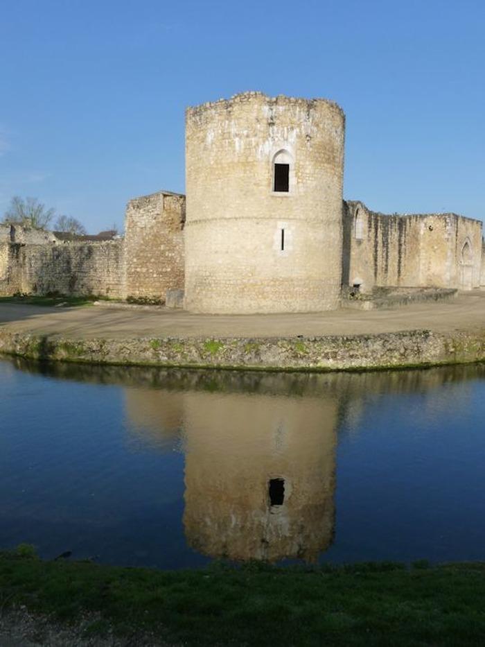 Journées du patrimoine 2018 - Visite guidée du château de Brie-Comte-Robert, XIIe siècle