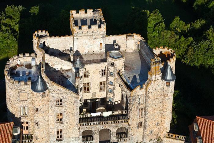 Journées du patrimoine 2018 - Visite guidée du château de Chazeron.
