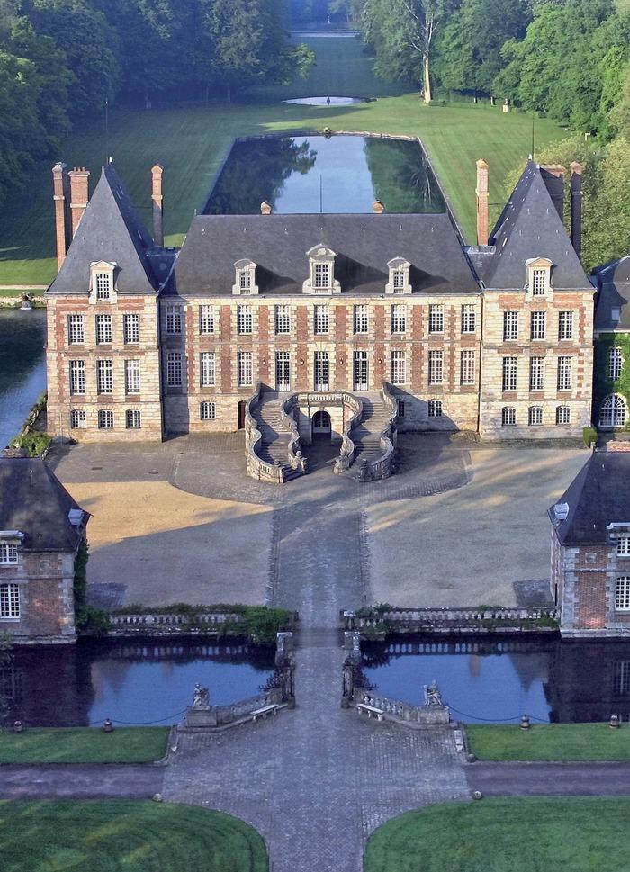 Journées du patrimoine 2017 - Visite commentée du château