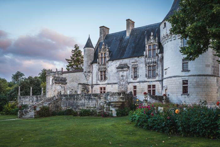 Journées du patrimoine 2018 - Visite guidée du château de Crazannes