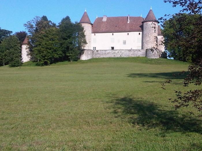 Journées du patrimoine 2018 - Visite guidée du château de Cuirieu