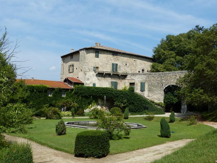 Journées du patrimoine 2018 - Visite guidée du château de Givray.