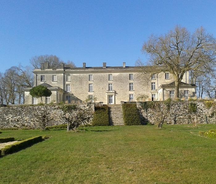 Journées du patrimoine 2018 - Visite guidée du château de Jarzé