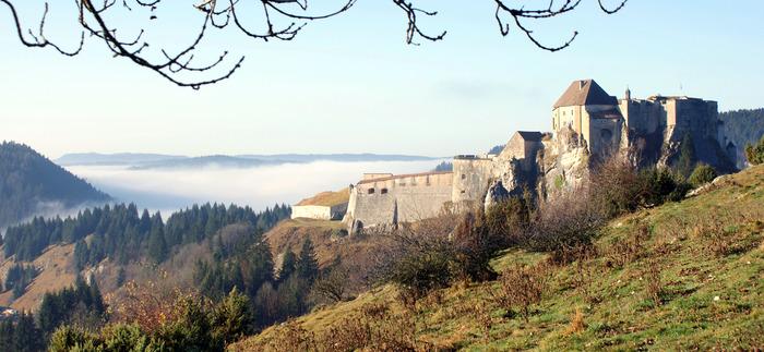 Journées du patrimoine 2018 - Visite guidée du Château de Joux