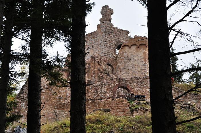 Journées du patrimoine 2018 - Visite guidée du château de Kagenfels