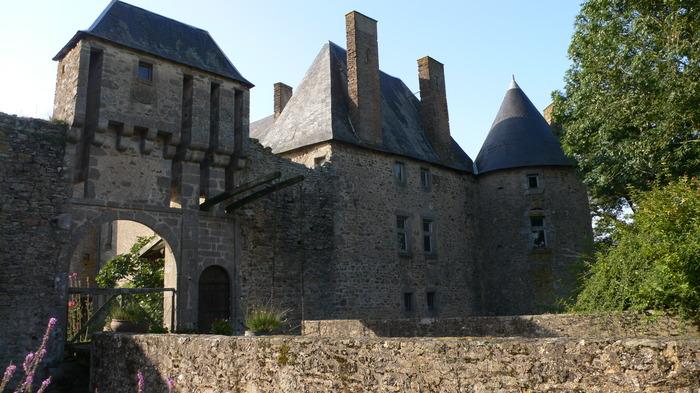 Journées du patrimoine 2018 - Visite guidée du château de la Guyonnière