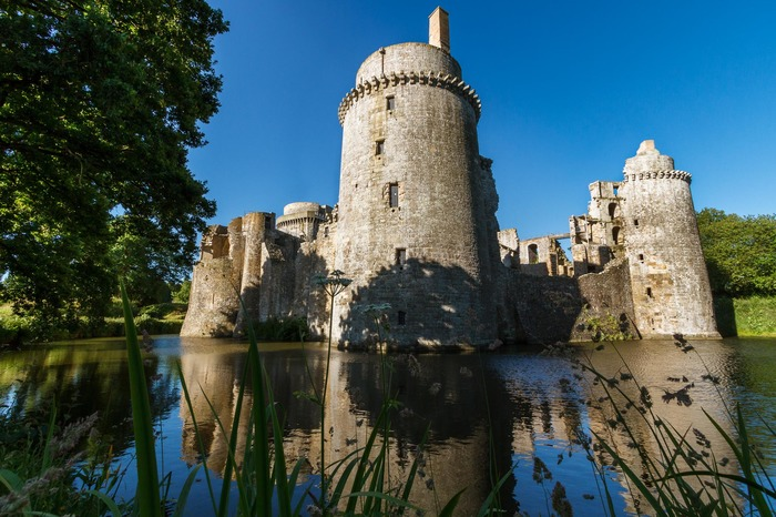 Journées du patrimoine 2018 - Visite guidée du château de la Hunaudaye