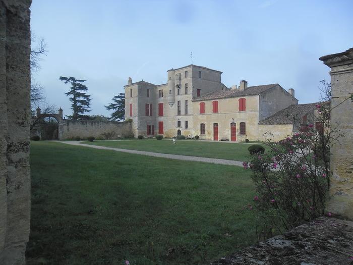 Journées du patrimoine 2018 - Visite guidée du château de Lacaussade