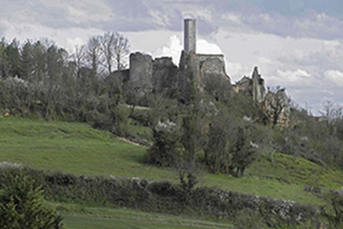 Journées du patrimoine 2018 - Visite guidée du château de Marmande