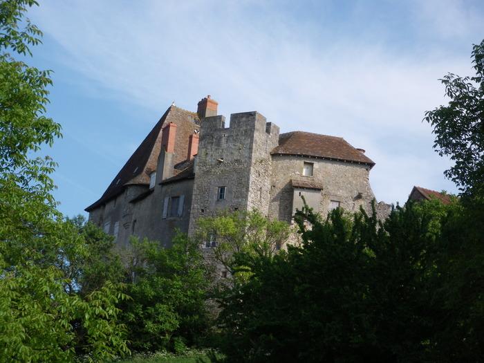 Journées du patrimoine 2018 - Visite commentée du château de Montfan.