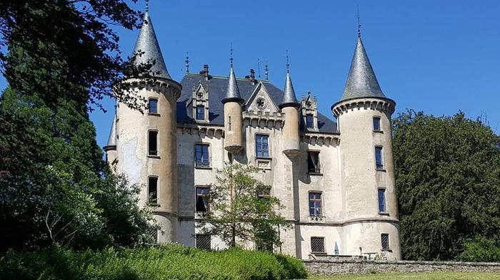 Journées du patrimoine 2018 - Visite guidée du château de Montivert.
