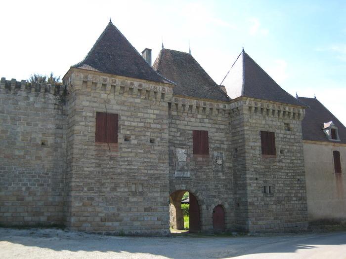 Journées du patrimoine 2018 - Château de Morlet, sa porterie, et son parc