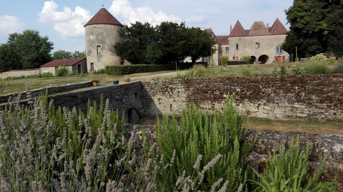 Journées du patrimoine 2018 - Visite guidée du Château de Morlet