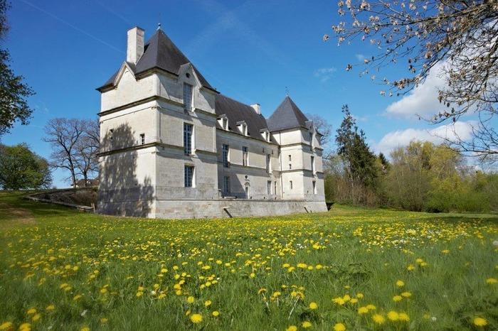 Journées du patrimoine 2018 - Visite guidée du Château de Nuits