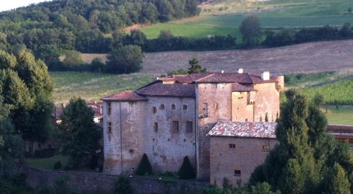 Journées du patrimoine 2018 - Visite commentée du château du Rapetour.