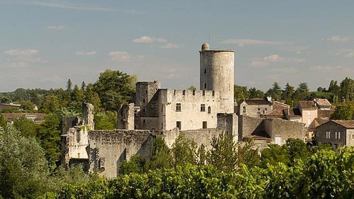 Journées du patrimoine 2018 - Visite guidée du château de Rauzan
