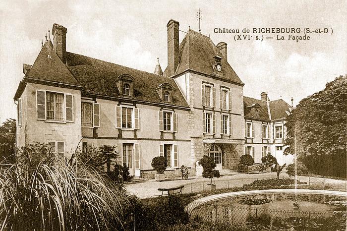 Journées du patrimoine 2018 - Visite guidée du château de Richebourg