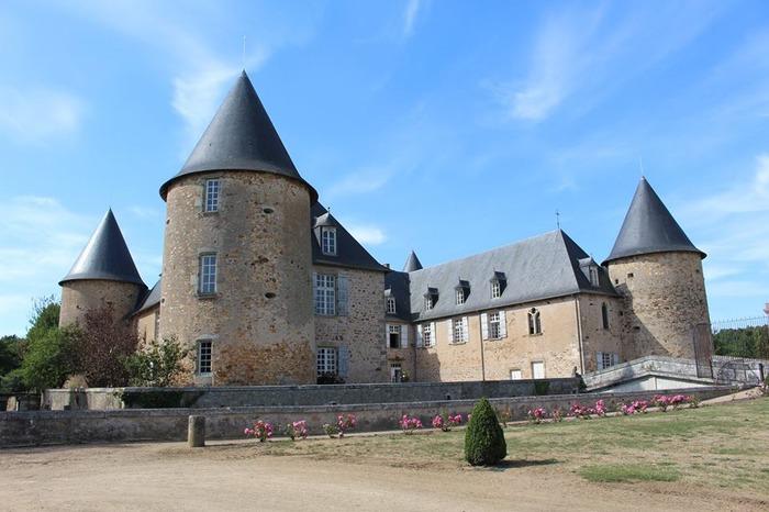Journées du patrimoine 2018 - Visite guidée du château de Rochebrune à Etagnac