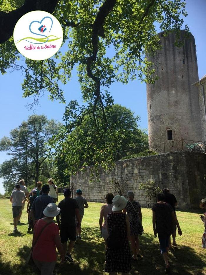 Journées du patrimoine 2018 - Visite guidée du Château de Rupt-Sur-Saône
