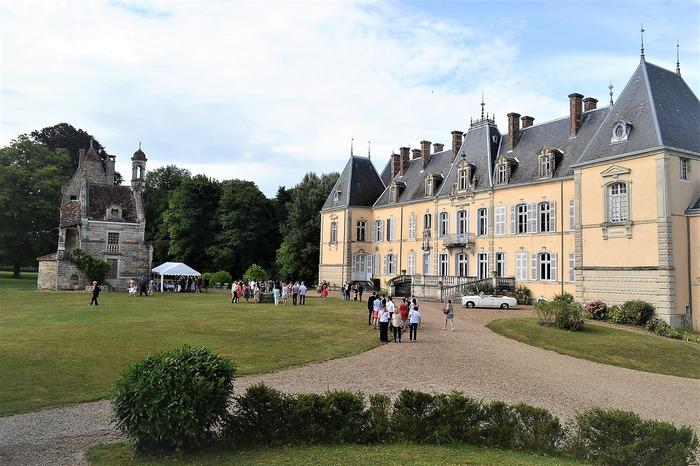 Journées du patrimoine 2018 - Visite guidée du Château de Saint-Loup-Nantouard le dimanche 16 septembre