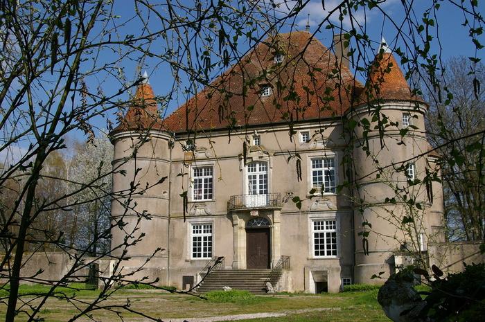 Journées du patrimoine 2018 - Visite guidée du château de Sandaucourt