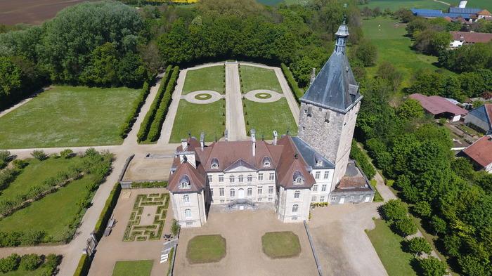 Journées du patrimoine 2018 - Visite guidée du Château de Talmay