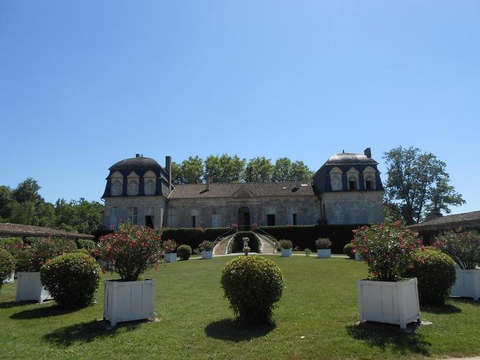 Journées du patrimoine 2018 - Visite guidée du château de Trenquelléon
