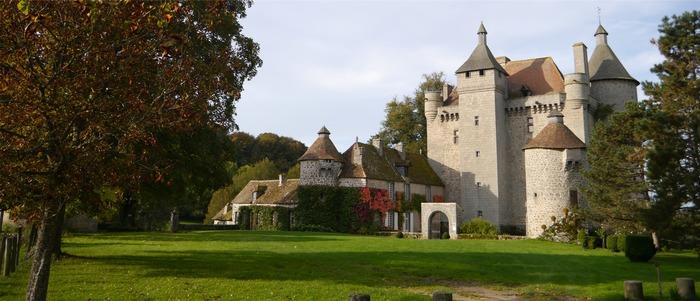 Journées du patrimoine 2018 - Visite guidée du château de Villemonteix