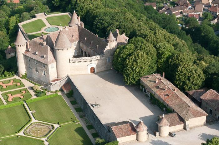 Journées du patrimoine 2018 - Visite guidée du château de Virieu.