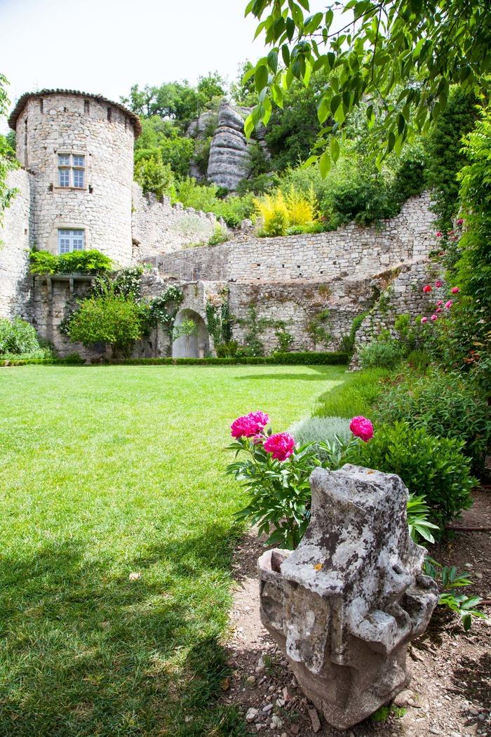 Journées du patrimoine 2018 - Visite commentée du château de Vogüé.