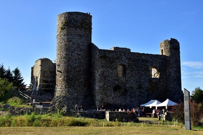 Journées du patrimoine 2018 - Visite guidée du château des Cornes d'Urfé