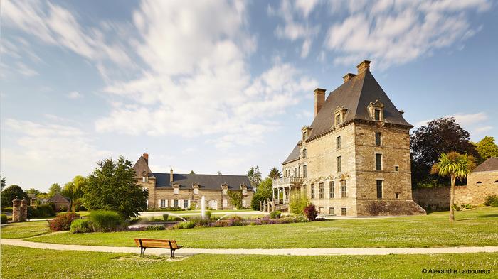 Journées du patrimoine 2018 - Visite guidée du château des Montgommery